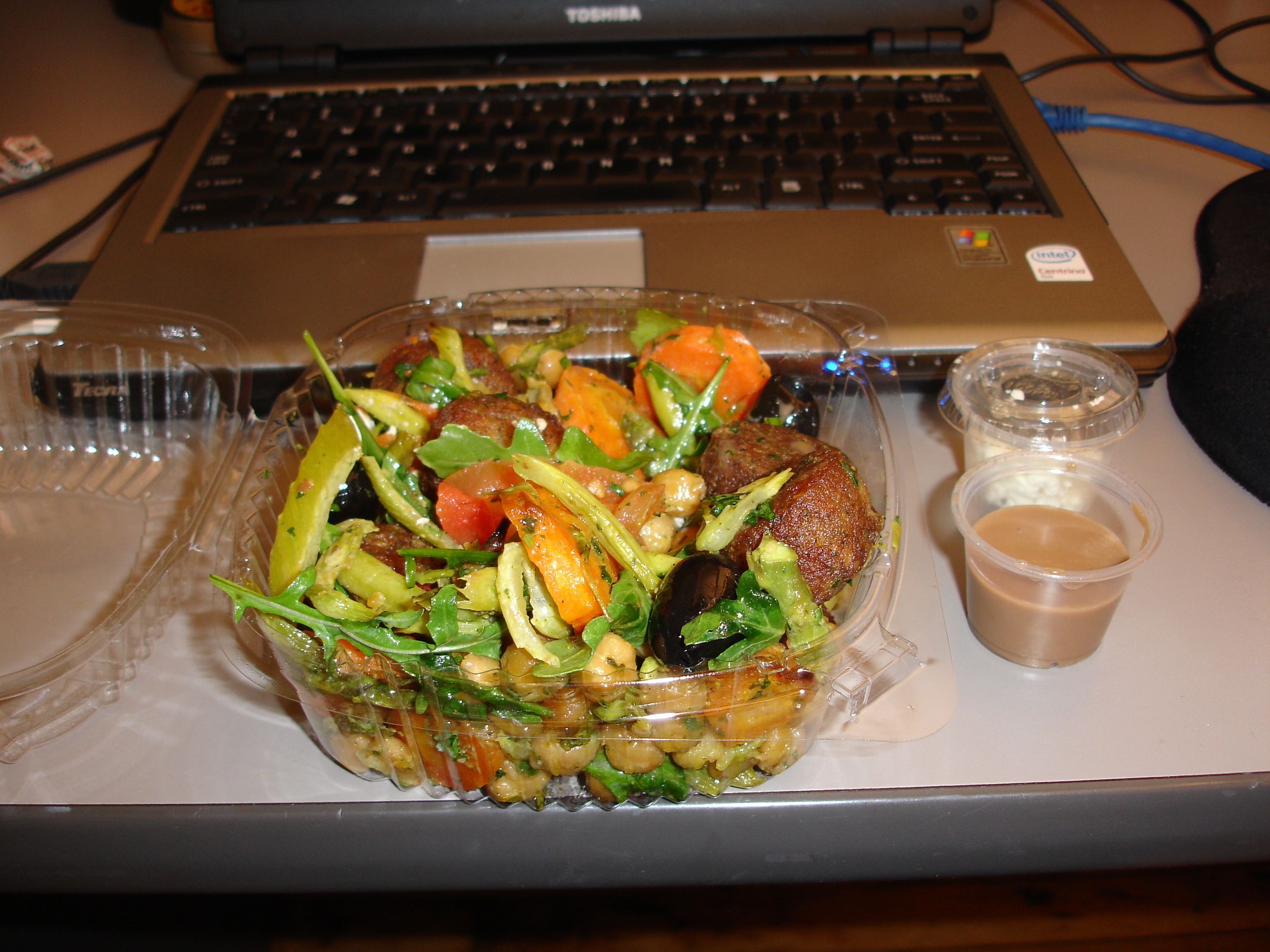 Lunch Spot Blue Dog Cafe Gluten Free Gimme Three